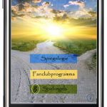 Achtergrond plaatje van opkomende zon met 3 knoppen: spiegelogie, fanclubprogramma en spelregels.